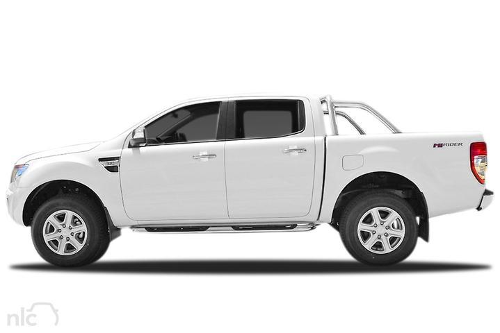 2015 Ford Ranger Px Xlt Hi Rider Utility Diesel Manual Nlc