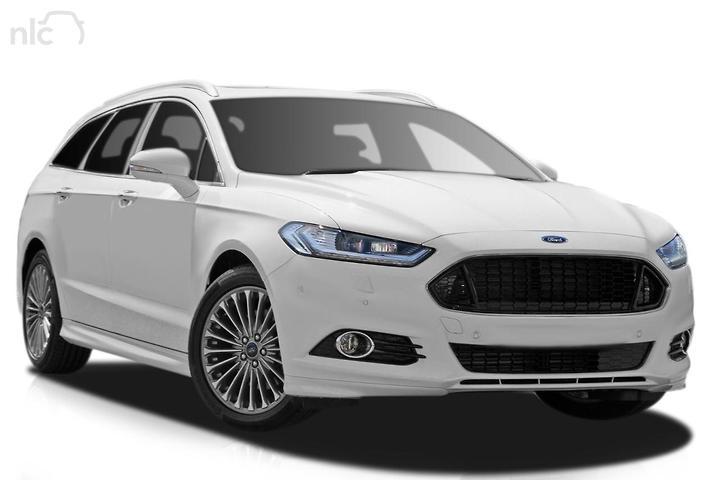 2015 Ford Mondeo Md Titanium Wagon Diesel Automatic Nlc