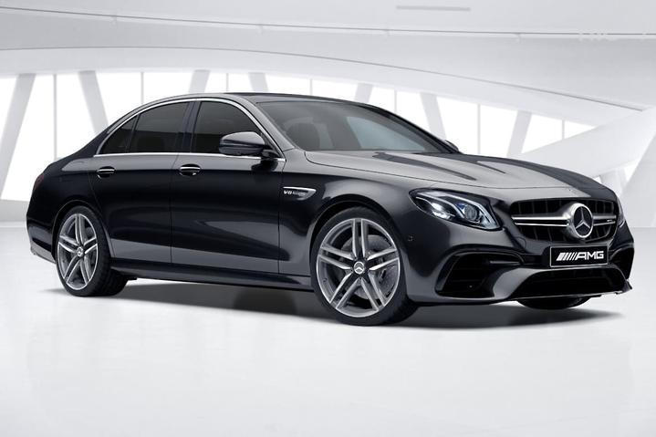 New Mercedes-Benz E Class For Sale | nlc