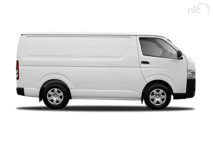 2015 Toyota Hiace Kdh201r Van Diesel Manual Nlc