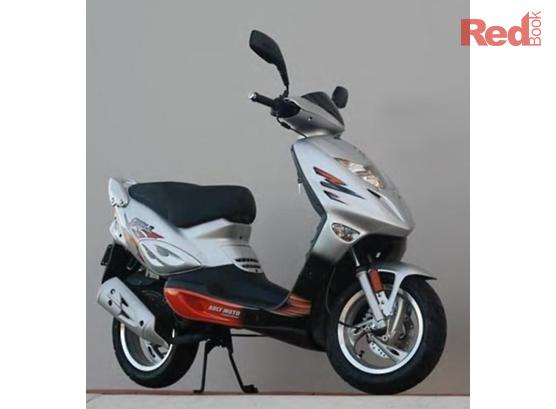 2013 Adly Cougar 125