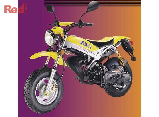 2010 Adly Road Tracer 50 (RT50)