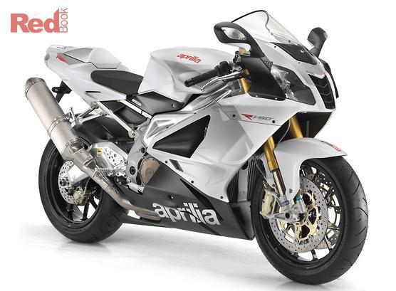 2009 Aprilia RSV1000R
