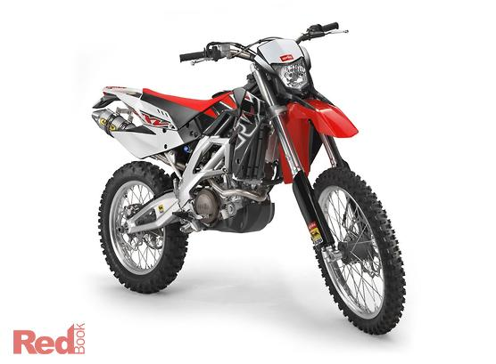 2009 Aprilia RXV 450