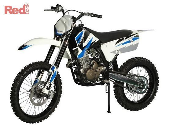 2011 ATOMIK Fuse 250cc