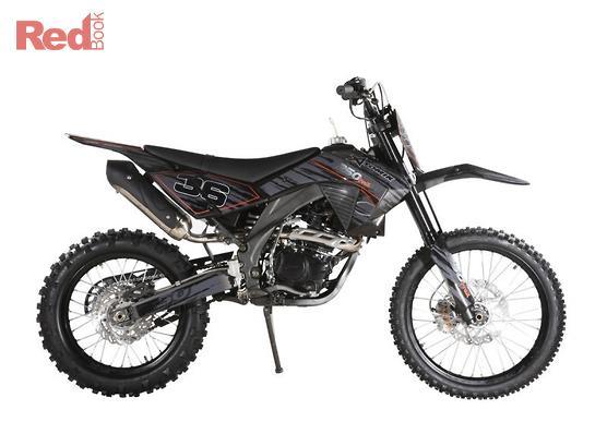 2011 ATOMIK Pro X 250cc