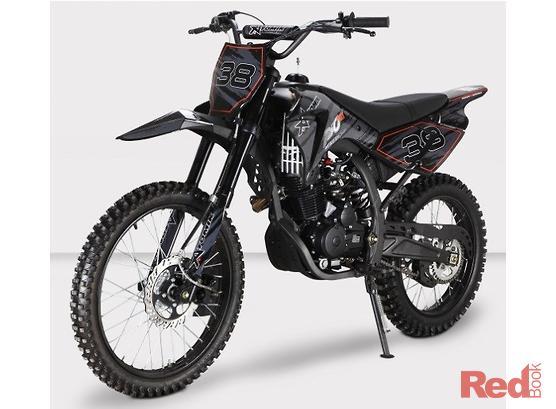 2011 ATOMIK Fury 250