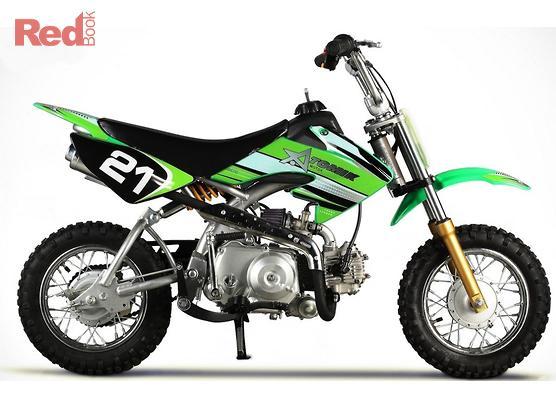 2012 ATOMIK MotoX 50