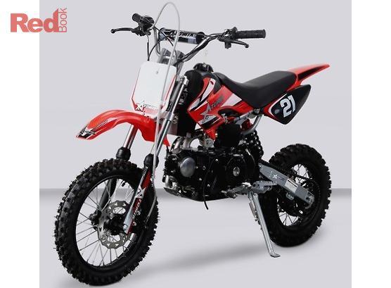 2012 ATOMIK MotoX 125