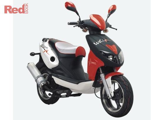 2010 Baotian BT50QT-11