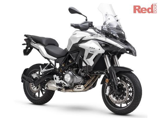 2020 Benelli TRK 502 MY19