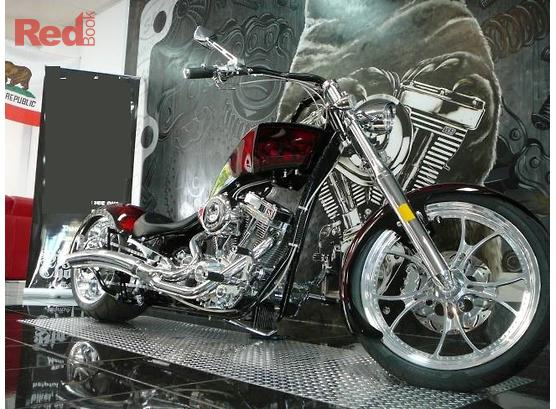 2010 Big Bear Choppers Athena