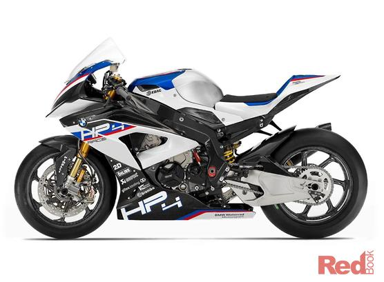 2017 BMW HP4 RACE MY18