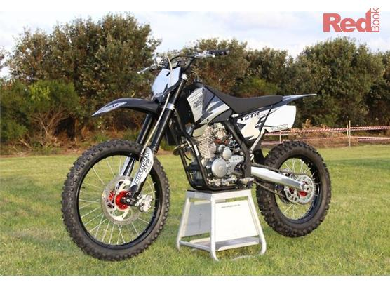 2011 Dirtmax DTR-250