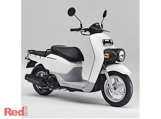 2019 Honda Benly 110 (MW110)