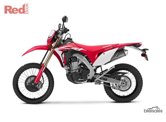 2018 Honda CRF450L MY19