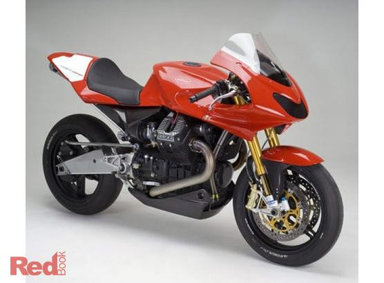 2012 Moto Guzzi MGS-01 Corsa