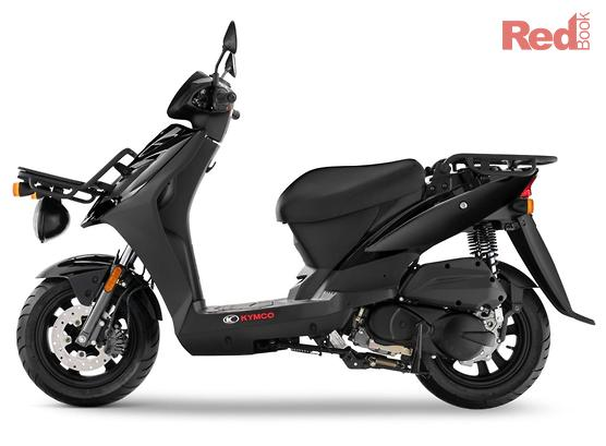 2019 Kymco Agility Carry 125
