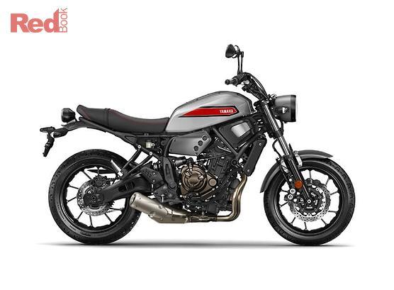 2019 Yamaha XSR700 (MTM660LA)