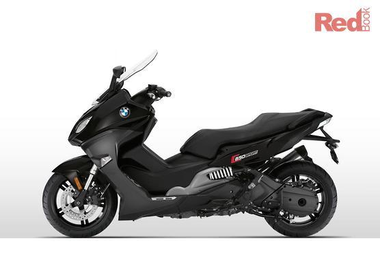 2020 BMW C 650 Sport