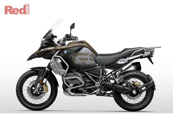 2019 BMW R 1250 GS Adventure Exclusive