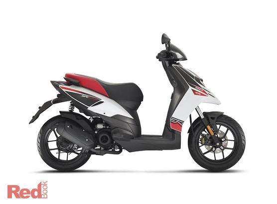 2020 Aprilia SR MT 50