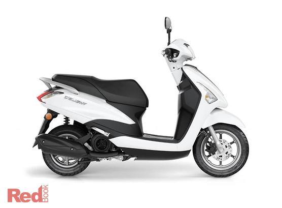 2021 Yamaha D'elight 125 (LTS125-C) MY18