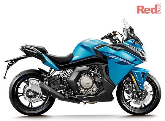 2019 CFMOTO 650GT ABS