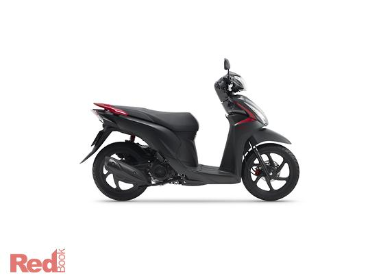 2019 Honda Dio (NSC110)