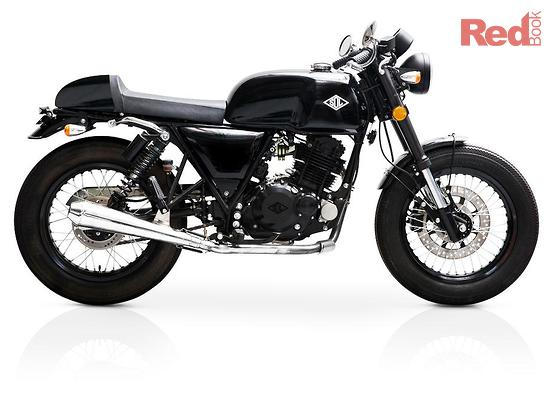 2020 Sol Invictus Motorcycle Co. Mercury 250 Mk2