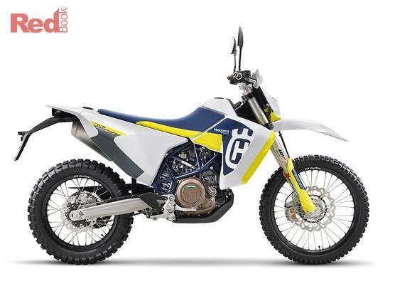 2020 Husqvarna 701 ENDURO LR