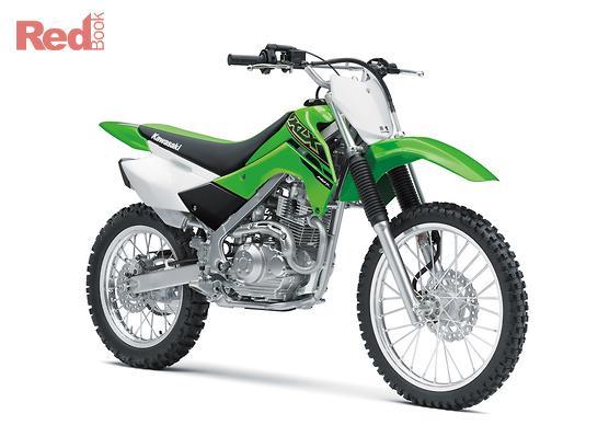 2020 Kawasaki KLX140RL MY21