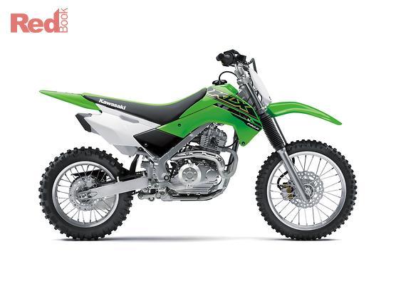 2020 Kawasaki KLX140R MY21