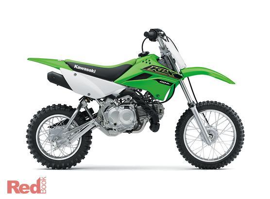 2020 Kawasaki KLX110RL MY21
