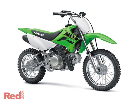 2020 Kawasaki KLX110R MY21