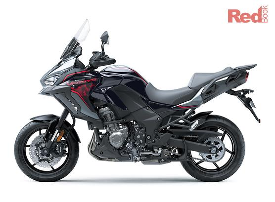 2020 Kawasaki Versys 1000 S MY21