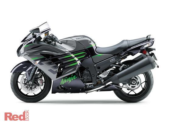 2020 Kawasaki Ninja ZX-14R ABS (ZX1400J) MY21