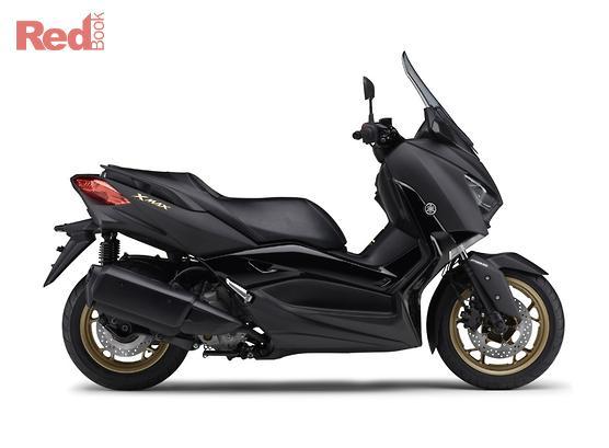 2021 Yamaha XMAX 300 (CZD300A)