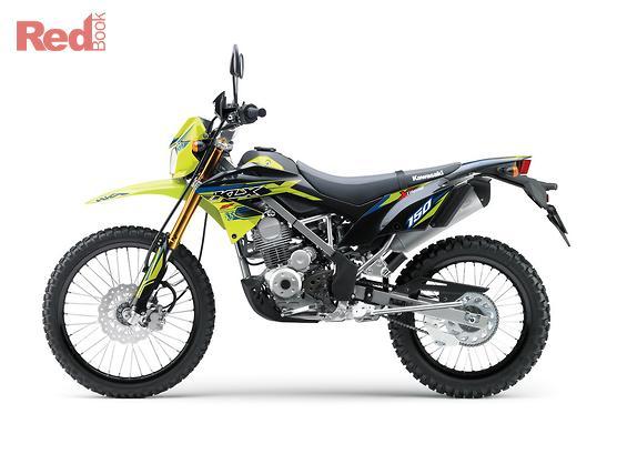 2021 Kawasaki KLX150BF (KLX150F)