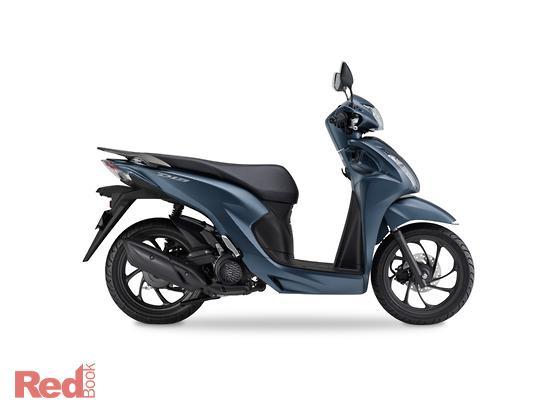 2021 Honda Dio (NSC110)