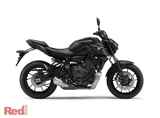 2021 Yamaha MT-07HO