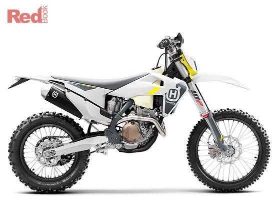 2021 Husqvarna FE 250 MY22