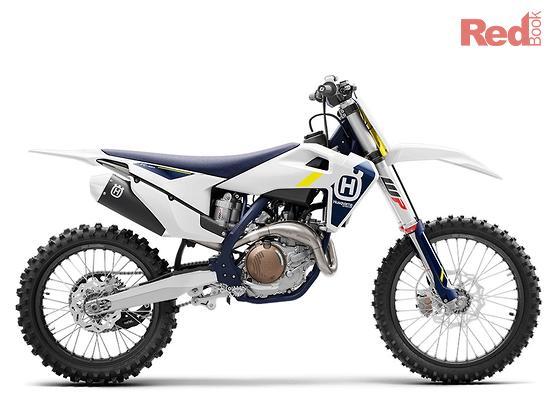 2021 Husqvarna FC 450 MY22