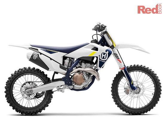 2021 Husqvarna FC 350 MY22