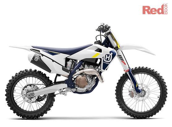 2021 Husqvarna FC 250 MY22