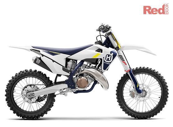 2021 Husqvarna TC 125 MY22