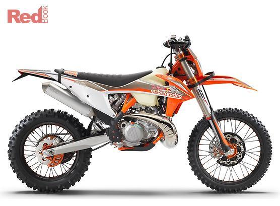 2021 KTM 300 EXC TPI Erzberg Rodeo MY22