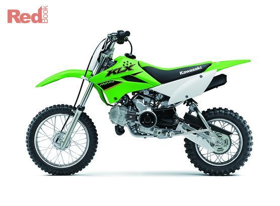 2021 Kawasaki KLX110RL MY22
