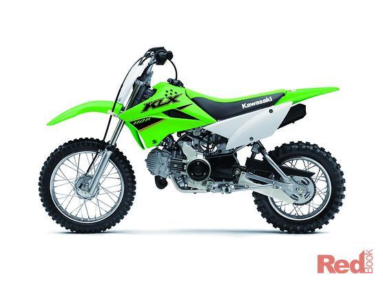 2021 Kawasaki KLX110R MY22
