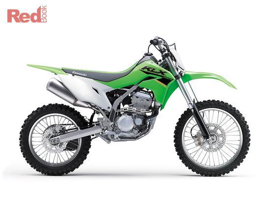 2021 Kawasaki KLX300R MY22